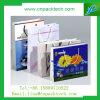 High Quality Royal Color Cardboard Customized Garment Gift Bag