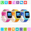 Ios/Android Factory Wholesale GPS Tracker Smart Watch for Child/Kids Y5