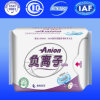 Organic Cotton Anion Sanitary Napkins for Ladies Sanitary Pads with Absorbent Paper (A240)