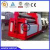 W12S-30X2000 4 Roller Steel Plate Bending and Rolling Machine