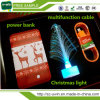 Power Bank Charger 4000mAh Christmas Gift