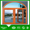 PVDF Double Glazing Villa Application Aluminum Window