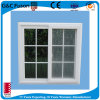 Office Double Glazed Aluminium Sliding Windows with Grill