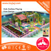 Plastic Playground Equipment Indoor Shell Frame Play Sand Pool