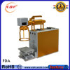 20W/30W/50W Fiber Laser Marking Machine for Plastic