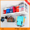 Ceiling Storage Rack Organize Garage Steel Space Saver Roof Shelf Overhead Tools for Sale