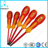 VDE 1000V Insulated Flat Head Screwdriver