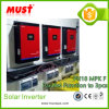 Must Home Portable Size 5kVA MPPT 60A Solar Hybrid Inverter