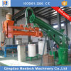 Resin Sand Reclaiming and Molding Foundry Machine