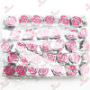Fashion Rhinestone 8mm Slide Charms for Pet Collar and Bracelet