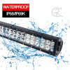 CREE LED Work Light Bar Dual Row (12inch, Flood Beam, IP68 Waterproof)