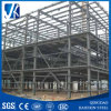 Light Pre Fabricated Galvanized Steel Construction Workshop