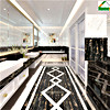 Marble Bathroom Wall and Floor Tiles