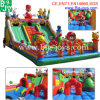 Hot Sale Mario Giant Inflatable Trampoline for Sale