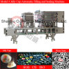 Automatic Cup Loading Machine More Lanes Cup Filling Sealing Machine