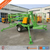 Ce Approved 6-16m Hydraulic Trailer Mounted Compact Boom Lift