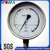 1.6MPa Bottom Connection Stainless Steel Manometer with 0.4% High Accuracy