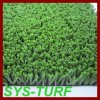 Fibrillated Yarn Artificial Grass for Running Track