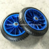 3.25-8 Semi-Pneumatic PU Tyre with Plastic Rim