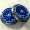 3.25-8 Semi-Pneumatic PU Tyre with Plastic Rim