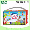 A Grade to Nigeria with Nafdac High Quality Baby Diaper with Elastic Waistband