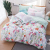 Printed Cotton Bedsheets Quilt Cover Bedding Set