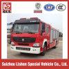 HOWO 4X2 Foam Tanker Fire Truck