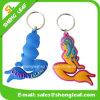 Custom 3D PVC Rubber Key Chain for Promotion (SLF-KC013)