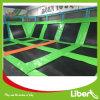 Open Indoor Trampoline Urban Trampoline Park for Fitness