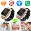 Sos Anti-Dropoff GPS Tracker Watch for Personal/Adult with Geo-Fence T59