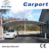 Durable Polycarbonate and Aluminum Carport (B800)