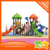 Colorful Outdoor Multipurpose Play Equipment Plastic Slide for Sale