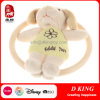 Custom Dog Stuffed Animals Baby Rattle Plush Toys for Kids