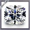 Wholesale Whitest 8 Hearts & 8 Arrows Cushion Cut 8X9mm Moissanite Loose Stone