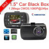 "2017 Promotion Car Black Box with 1.5"" Car DVR, 5.0mega Car Camcorder, HD1080p Dash Camera DVR-1503"