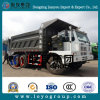 Military Quality 60t Sinotruck HOWO 6X4 Mining Truck for Sale