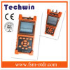 Techwin Durable Fiber Optic OTDR Equipment Tw2100e Handheld Reflectometre Fibre Optique