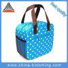 Lovely Blue Cooler Cool Picnic Handbag Lunch Insulated Bag