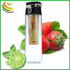 Custom Plastic Fruit Lemon Infuser Water Bottles (BPA Free)