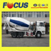Competitive Quality Factory 8cbm Automatic Concrete Mixer Truck