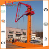 Hot Selling Construction Machinery Staionary 28m Hydraulic Climbing Concrete Pouring Placing Boom Equipment Supplier
