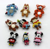 Cartoon Garden Shoes Charm Shoes PVC Charm