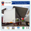 40t Tri-Axle Wing Open Van Type Box Semi Trailer