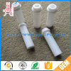 CNC Machined Anti-Aging Flanged Plastic Bushing
