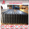 24 Gauge Gi Zinc Coated Corrugated Steel Roofing Sheet