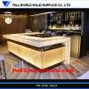 Bar Counter with LED Light for Restaurant Modern Design