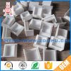 High Quality White Color Flat Plastic End Caps