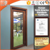 High Quality Wood Cladding Aluminum Wood Aluminum Composite Patio Door