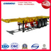 Tri-Axles Utility Skeletal Semi Trailers for Container Transportation