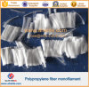 Cracking-Resistance PP Monofilament Fiber with High Strength